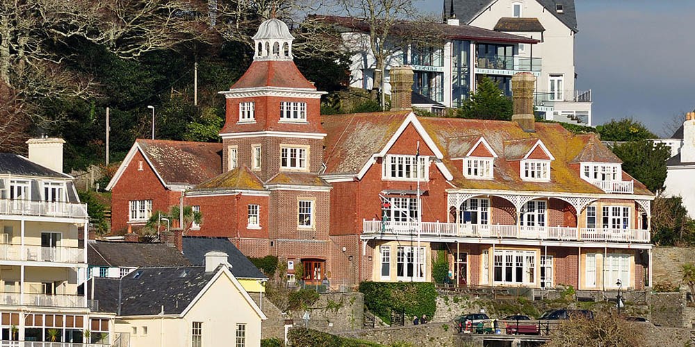 Salcombe Housing South Devon