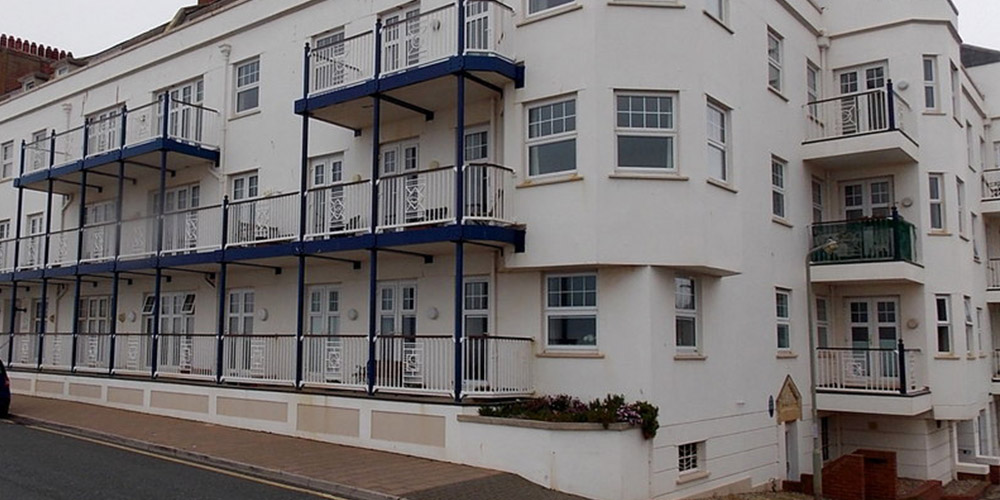 Apartments in Sidmouth